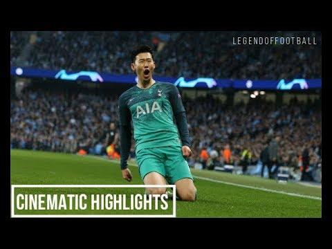 Manchester City vs Tottenham 4-3| Cinematic Highlights ...