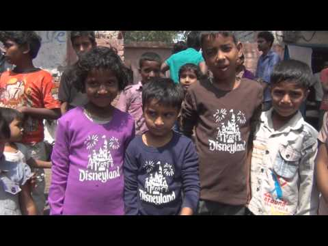 T Shirts for Slum Kids