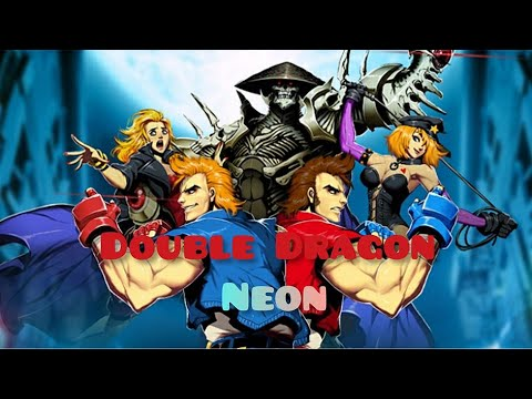 Double Dragon Neon Time To Save Marian Gameplay Xbox