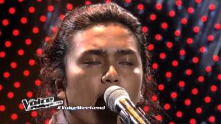 The Voice Philippines Blind Auditions (Season 2) - Rence Rapanot sings a Dong Abay song