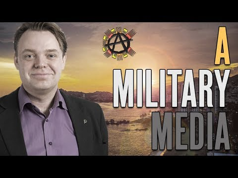 Media Militarization Through 600 Years, Rick Falkvinge at Anarchapulco 2017