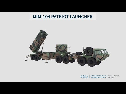 MIM-104 Patriot Launcher
