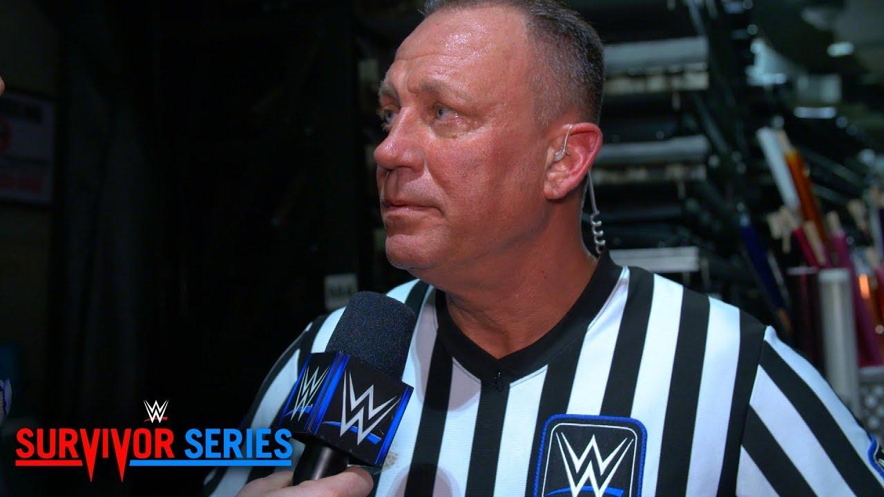 Lendário árbitro fala pela primeira vez sobre demissão da WWE