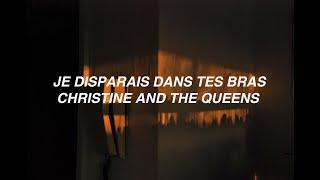 Je disparais dans tes bras - Christine and the Queens (lyrics)
