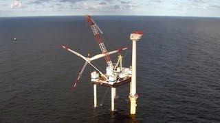Windkraft ohne Saft: Pleitewelle in der Offshore-Branche