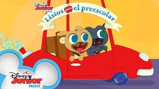 Transportación | Listos Para El Preescolar | Ready for Preschool | Disney Junior