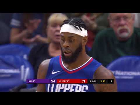 LA Clippers vs Kings Full Highlights 01-13-18