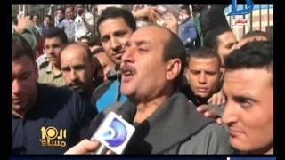 العاشرة مساء|المحكمة العسكرية بالإسكندرية تحيل 7متهمين فى تفجيرات استاد كفر الشيخ للمفتى