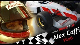 Formula 1 a Formula 1 secondo Alex Caffi