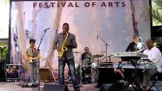 Summertime - Jackiem Joyner (Smooth Jazz Family)