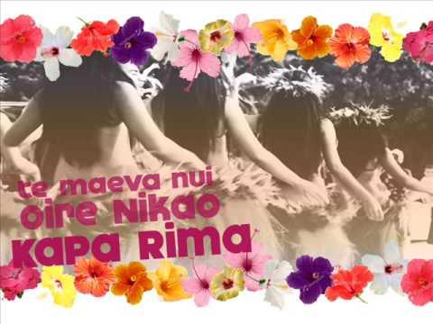Kapa Rima // Oire Nikao