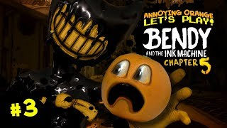 bendy and the ink machine chapter 5