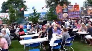 Соревнование Барбекю, Порт Муди - Хочу собаку