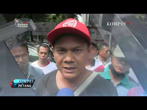 PKL Tanah Abang Demo Ombudsman Terkait Hasil Pemeriksaan