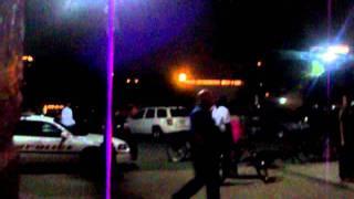 Police Brutality Downtown Shreveport, LA