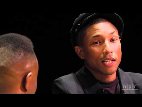 In Conversation with Pharrell Williams | NPR MUSIC