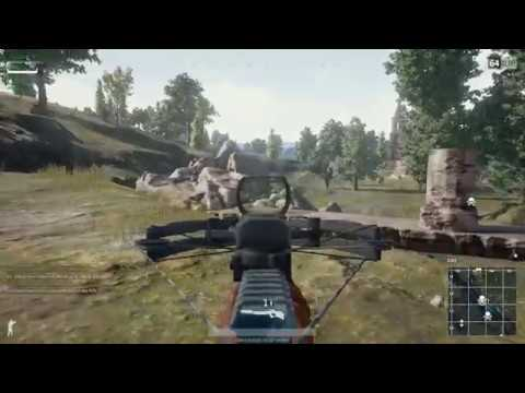 Pubg Crossbow Kill Youtube