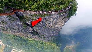 दुनिया कि 5 सबसे डरावने ब्रिज भूल कर भी मत जाना। Top 5 Most Dangerous Bridges in the world