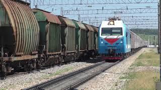 видео Пассажирские поезда. Расписание поездов Барнаул