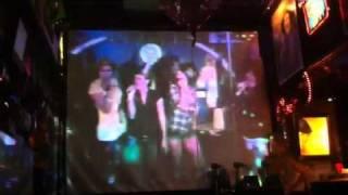 Karaoke at dimples