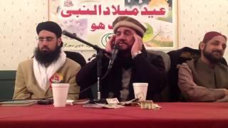 Qari Sadaqat Ali Baltimore,MD; Lal Qila Part 2. Surah Al-Ik