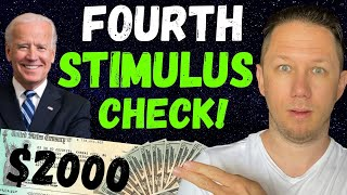 YES! Fourth Stimulus Check Update + New RENT Assistance & More!