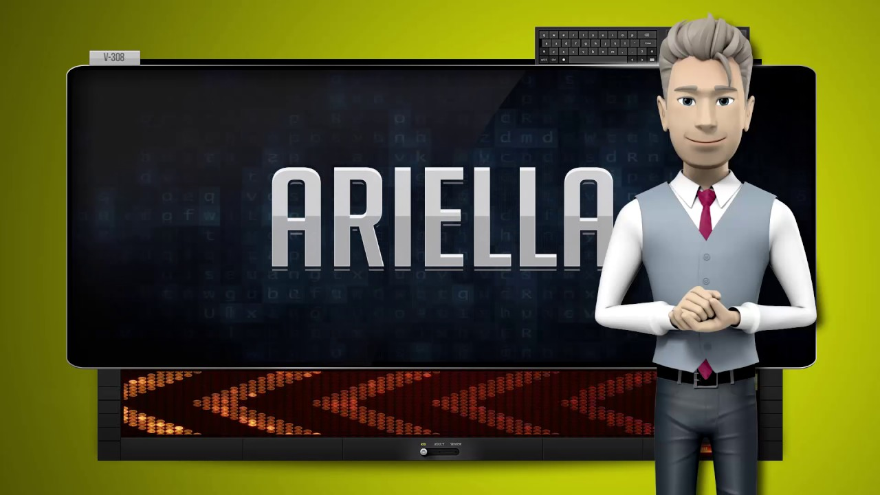 Download ARIELLA - How to say it Backwards
