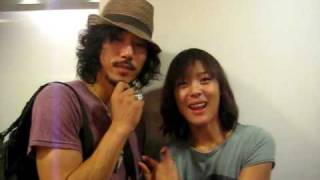 Thank you message from Drunken Tiger JK & YoonMiRae (English) 09.06.09