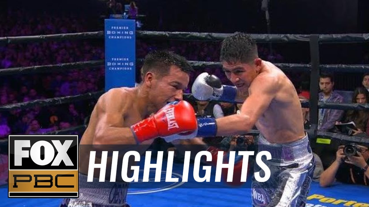 Leo Santa Cruz defeats Rafael Rivera in convincing fashion | HIGHLIGHTS |