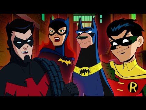 Misiones de Batman | Familia de Batman | DC Kids