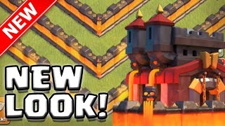 Clash Of Clans | NEW LEVEL 11 WALLS! + 25 MORE AVAILABLE | NEW UPDATE GAMEPLAY