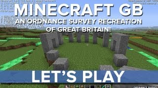 Minecraft GB: An Ordnance Survey Recreation of Great Britain - Let