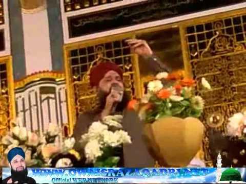Kis Ke Jalwe Ki Jhalak Hai - Owais Raza Qadri-Mehfil-e-Naat-in Karachi Feb- 21-2-2012