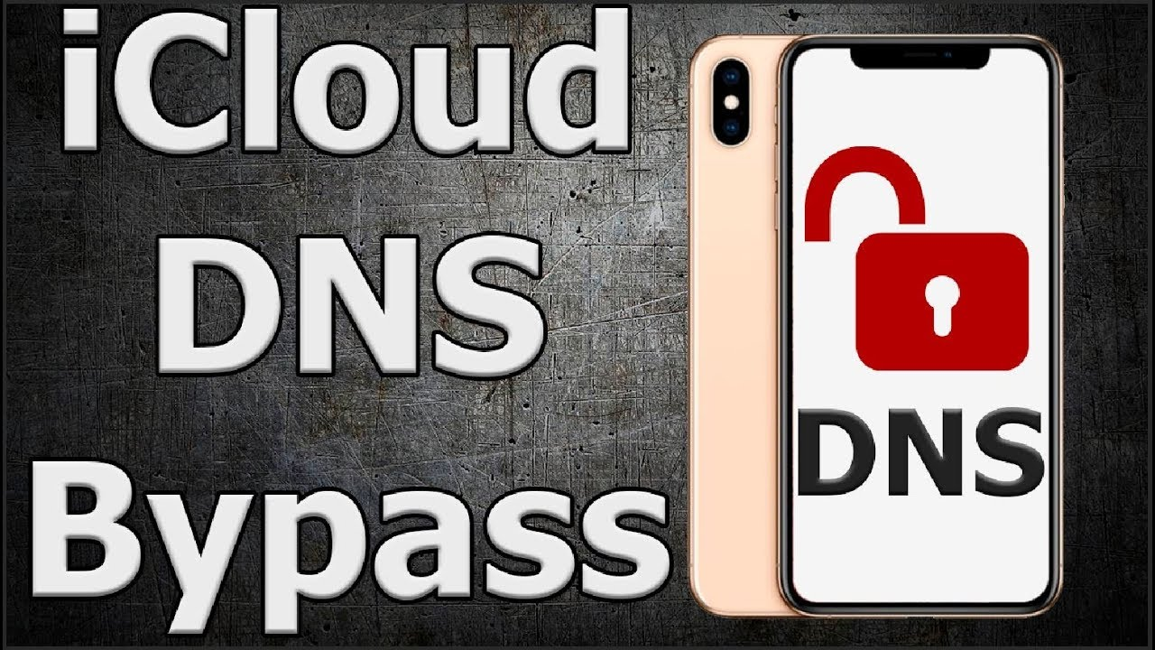 IPHONE ICLOUD DNS BYPASS All iOS 8/9/10/11/12 All iPhone 5 ...