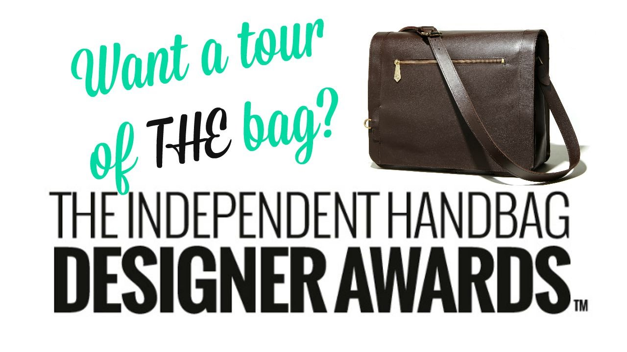 A Tour Of The Handbag Awards Winning Work Bag Jennifer Hamley England