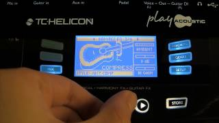 Play Acoustic - Tutorial 6: Guitar Effects Details & BodyRez™ Demonstration