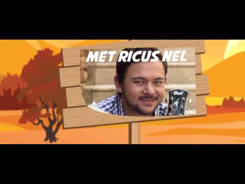 WEIVELD PROMO 17/18 OKT 2015 MET RICUS NEL & RADIO RAPS