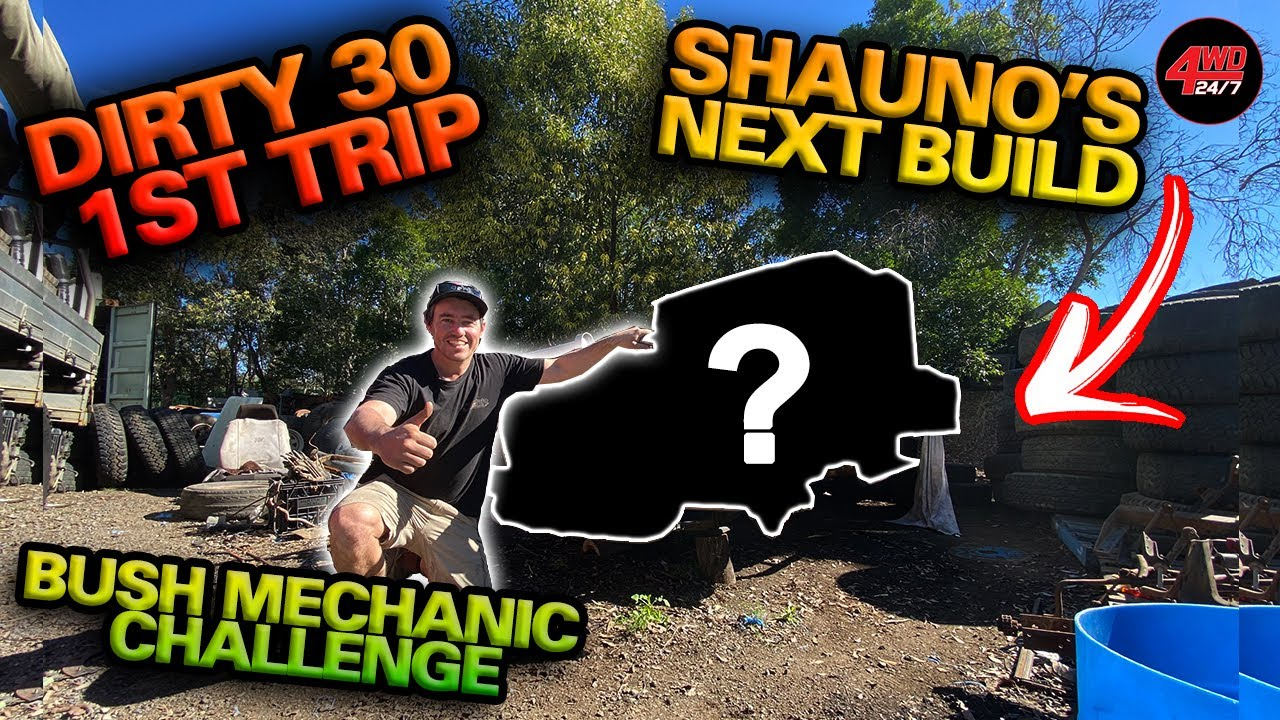WHAT'S SHAUNO BUILDING NEXT? 10 weeks of MIND-BLOWING content + huge giveaway - 50 prizes to win!