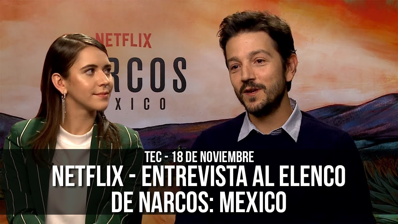 Download Netflix - Entrevista al elenco de Narcos: Mexico