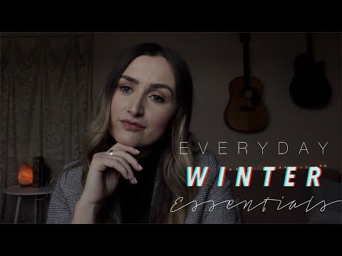 All the Deets on my Winter Essentials!