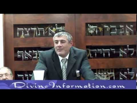Rabbi Mizrachi in San Diego