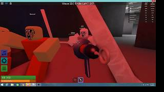 Roblox   Zombie Rush   Fun with Matty and the Gang