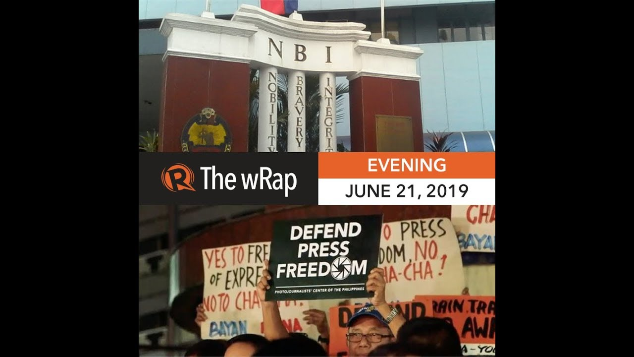 Drug bust in Malacañang complex | Evening wRap
