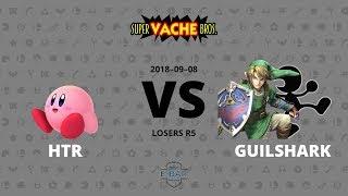 [E-Smash #6] HTR (Kirby) Vs Guilshark (Link, G&W) – LR 5 Smash 4