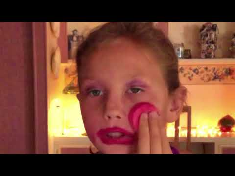 Kid Makeup Artist Helps You Feel Beautiful Inside & Out/ASMR