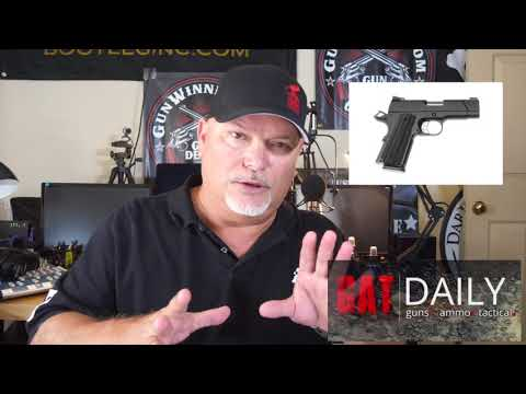 NightHawk Custom T4 1911 Giveaway brought to you by GatDaily.com