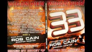 Wigan Pier GrapeVine DJ Rob Cain