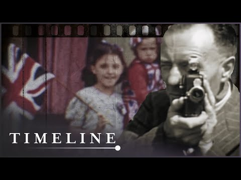 WW2 Through Children's Eyes | Shooting The War (World War 2 Documentary) | Timeline