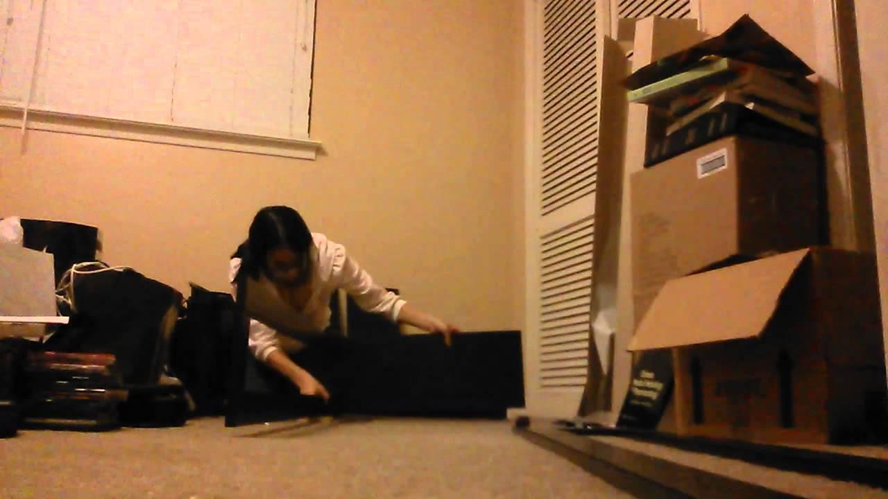 - IKEA LAIVA Bookcase Assembly Timelapse 1 Of 2 - YouTube