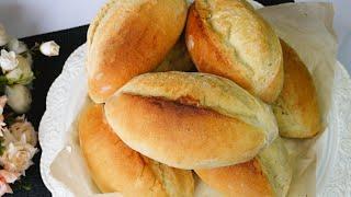 ВЫ больше не будете покупать хлеб Мягкий пористый хлеб с хрустящей корочкой